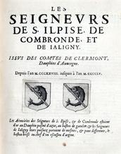 Histoire genealogique de la maison d'Auvergne -Christofle Justel · 1645 page 121