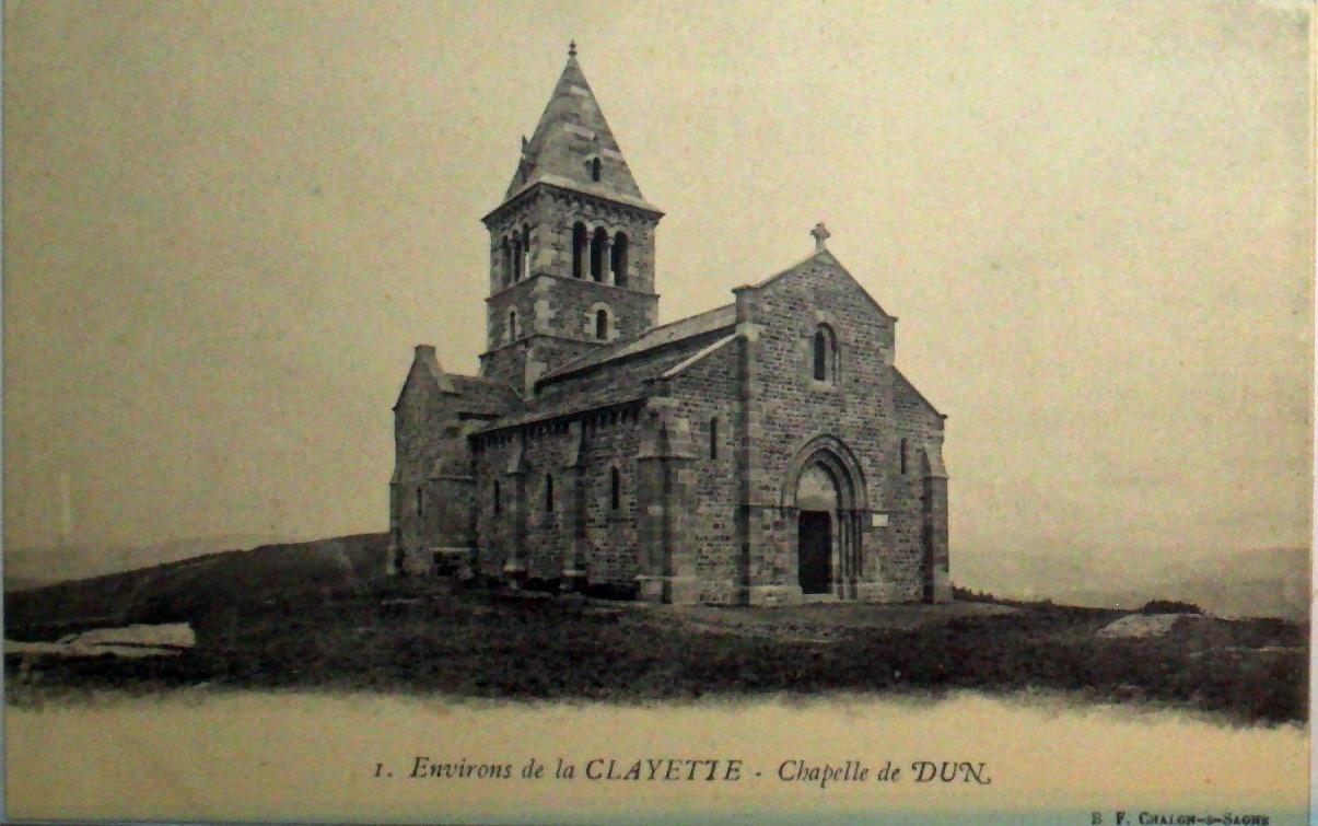 Dun - Collection privée B de G. - Carte postale ancienne