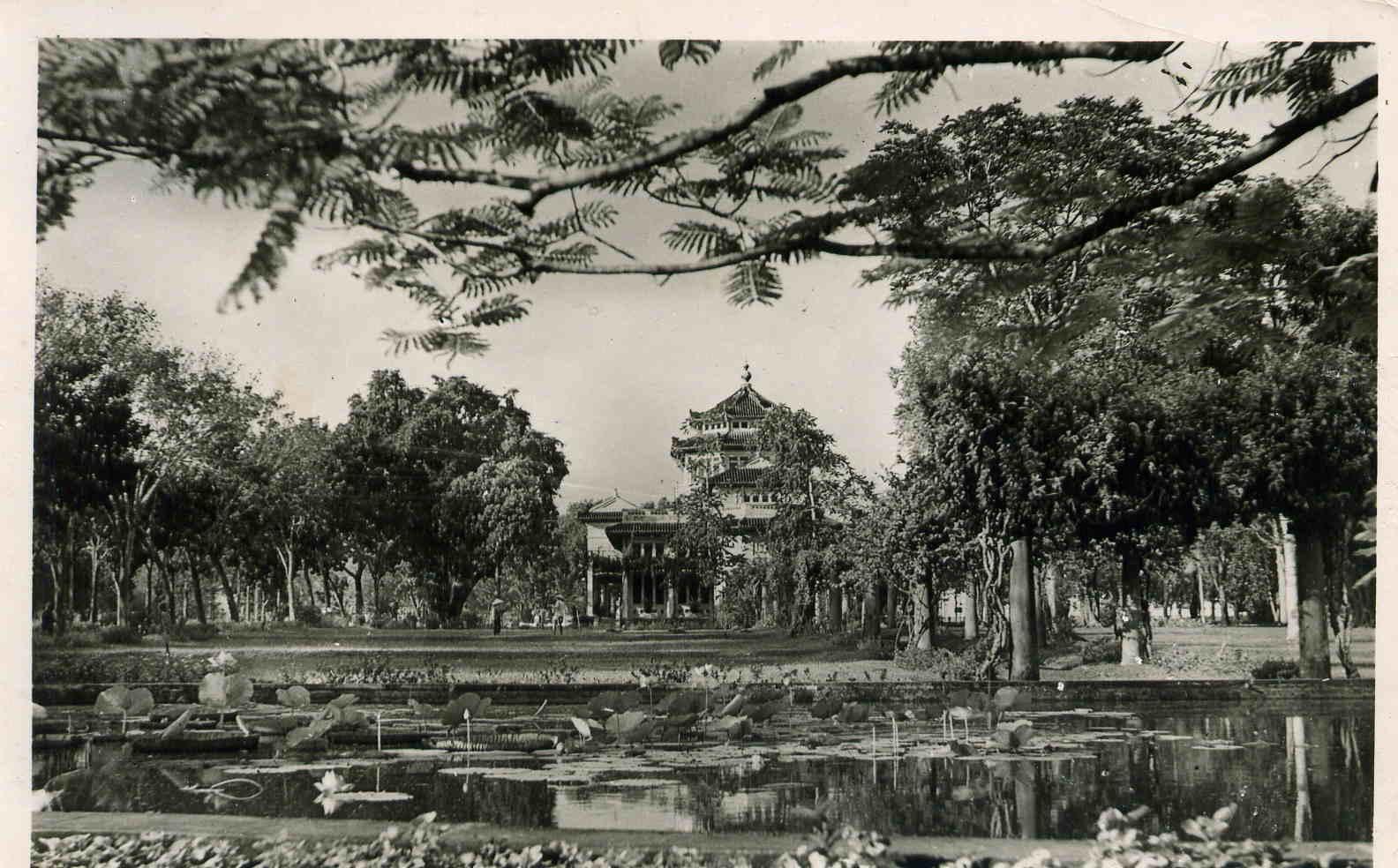 Saïgon -  Le jardin botanique
