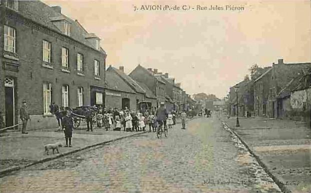 Avion - 7 - Rue Jules Piéron
