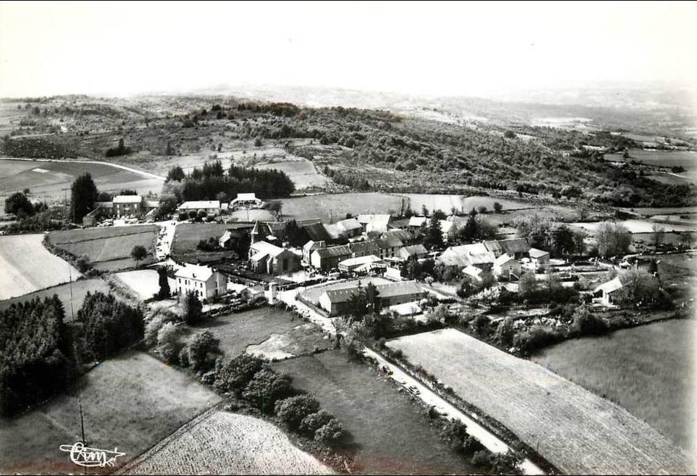 Saint-Goussaud - SAINT GOUSSAUD VUE Générale