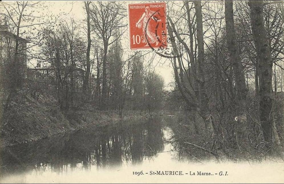 Saint Maurice - St MAURICE  la Marne