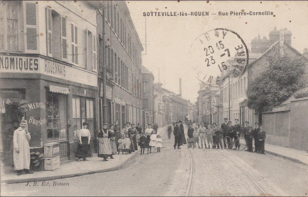 rencontre gay 01 à Sotteville lès Rouen