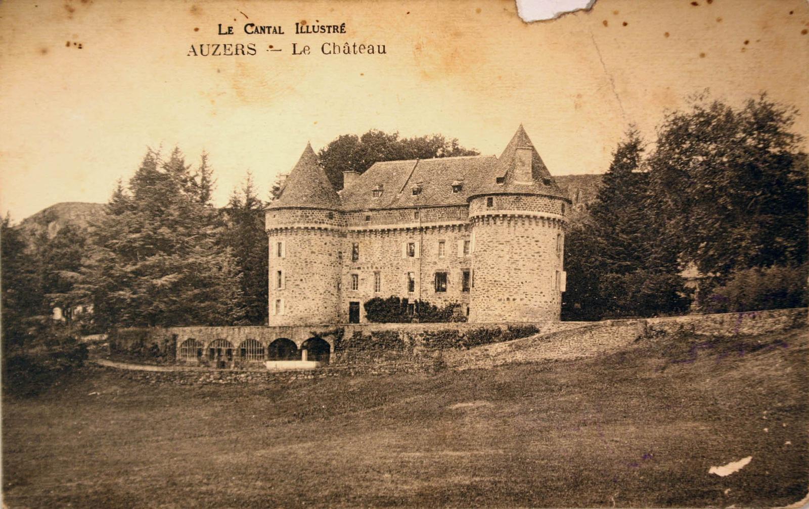 Auzers - AUZERS - Le Château