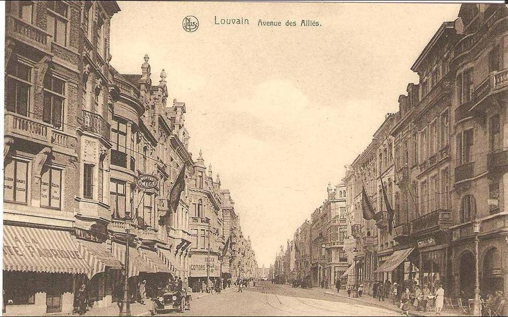 Louvain - louvain