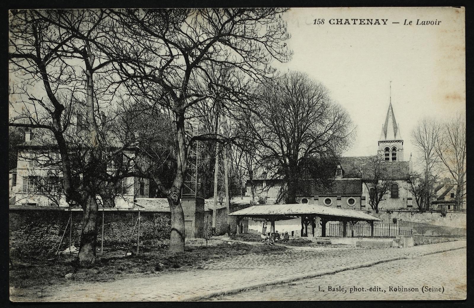 recherche rencontre gay à Châtenay Malabry