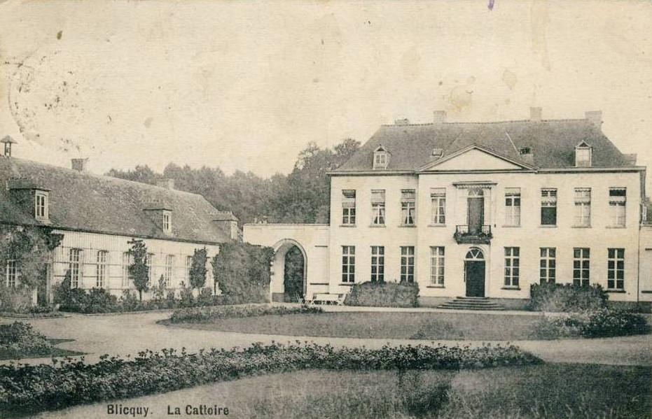 Blicquy -  Château de la Cattoire