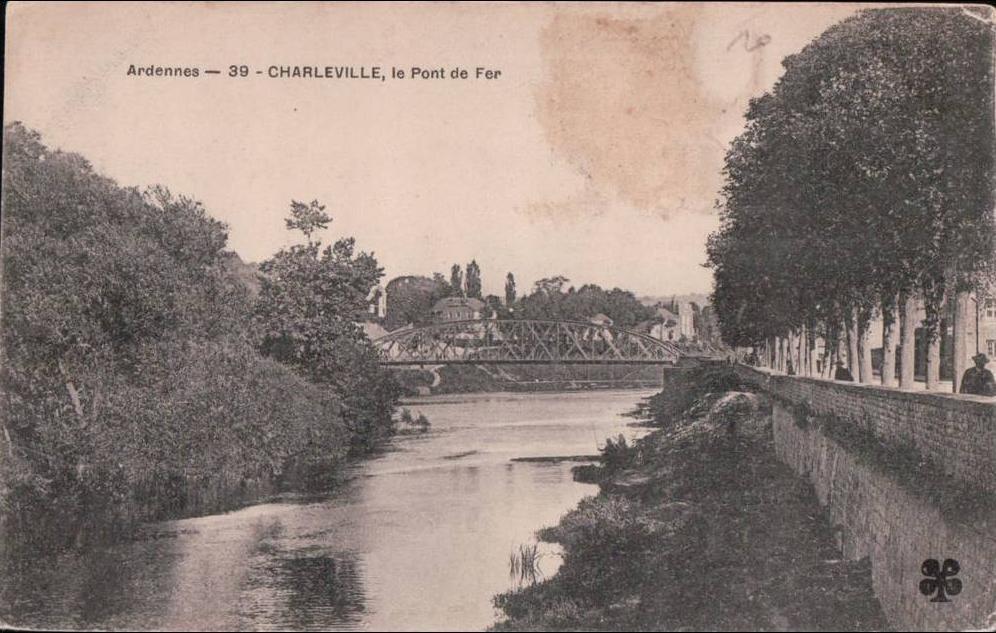 Charleville - CPA ANCIENNE 10000CHARLEVILLE19????