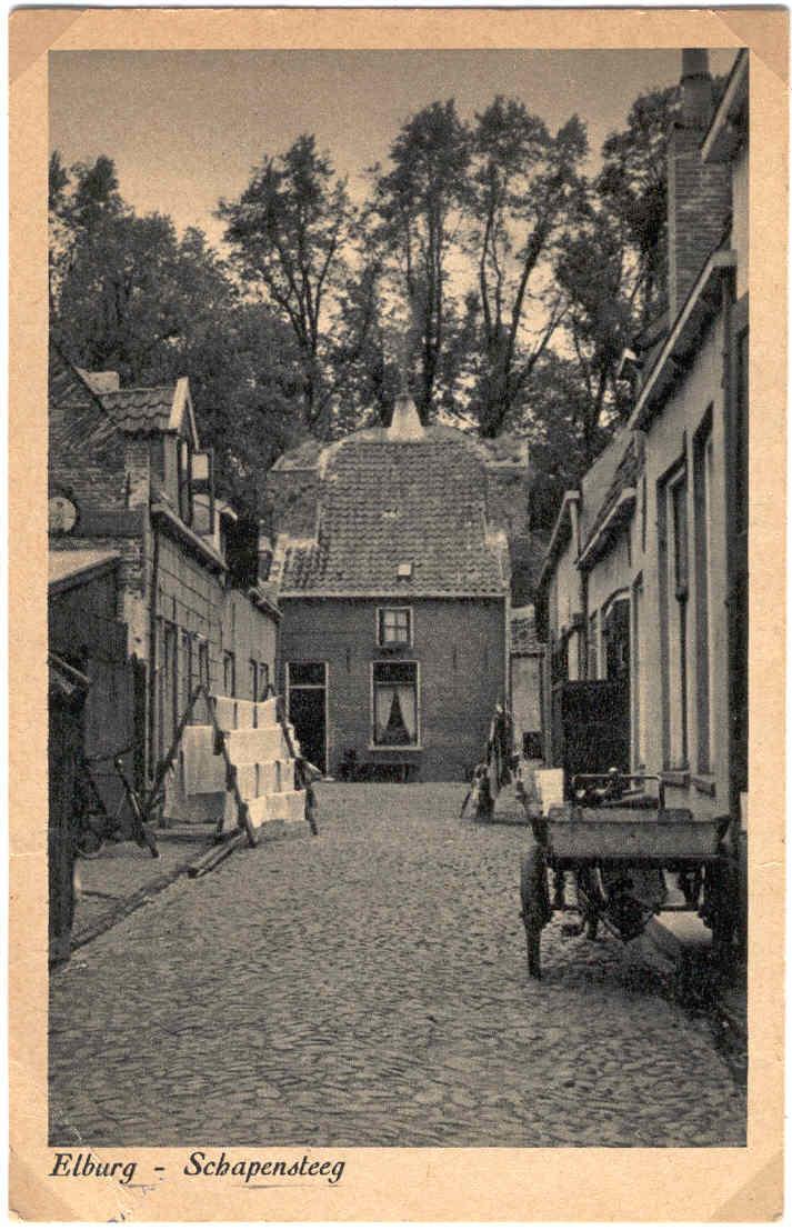Elburg - Schapesteeg