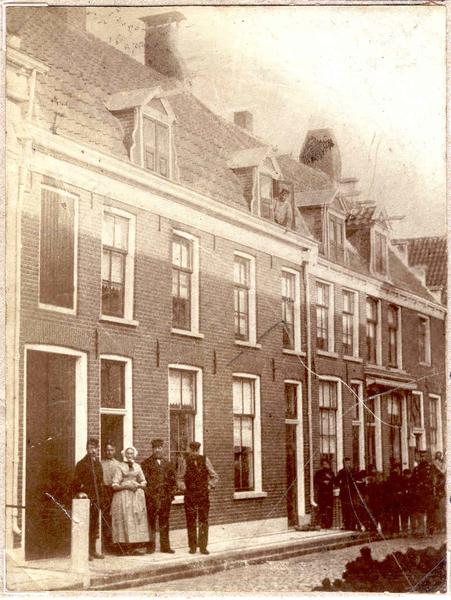 Elburg - Vischpoortstraat 32, 1878