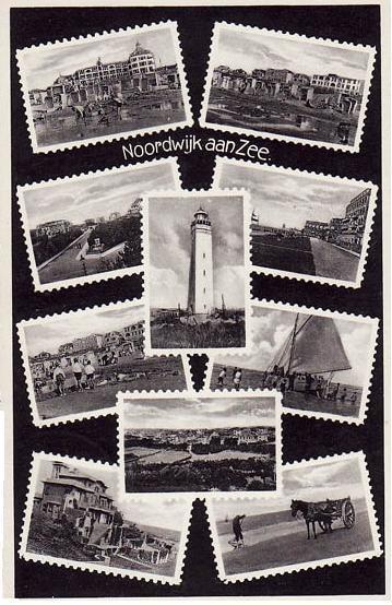 Noordwijk Aan Zee -  10 keer Noordwijk aan zee