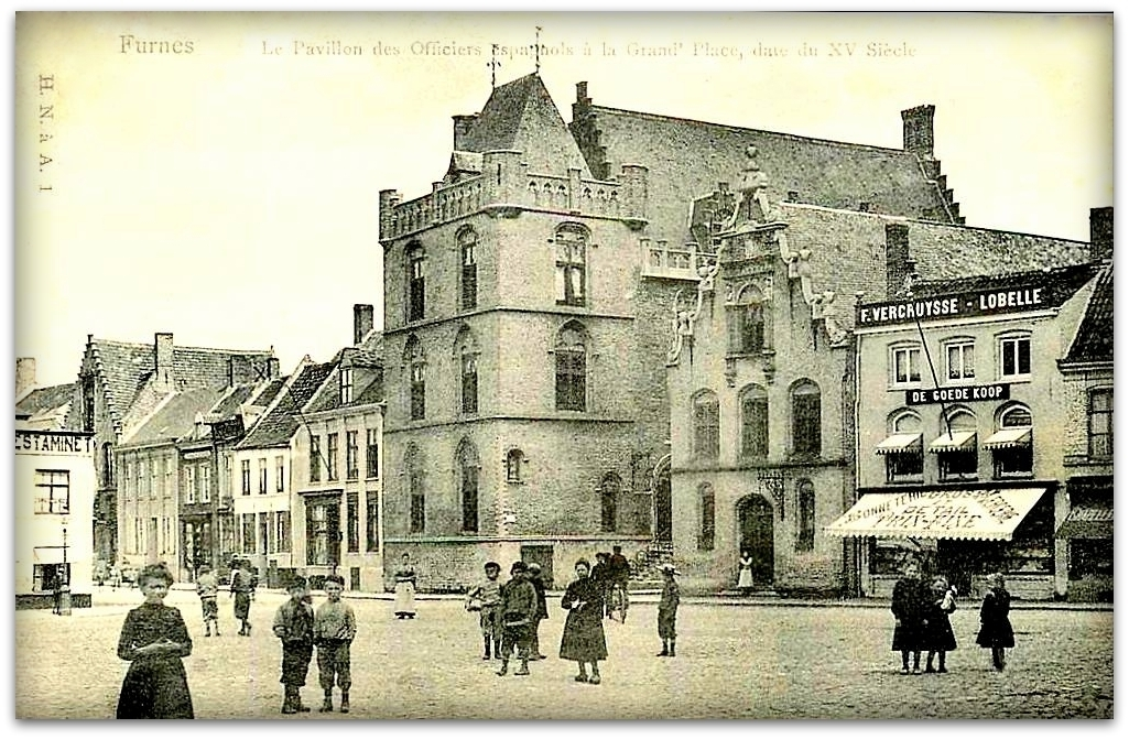 "Veurne - Veurne "" Grand'Place """