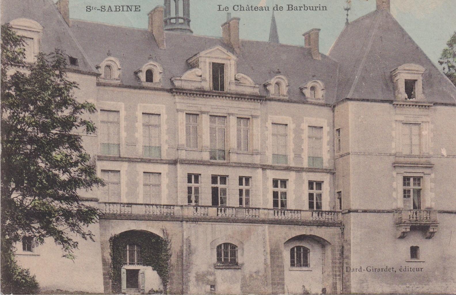 Sainte-Sabine
