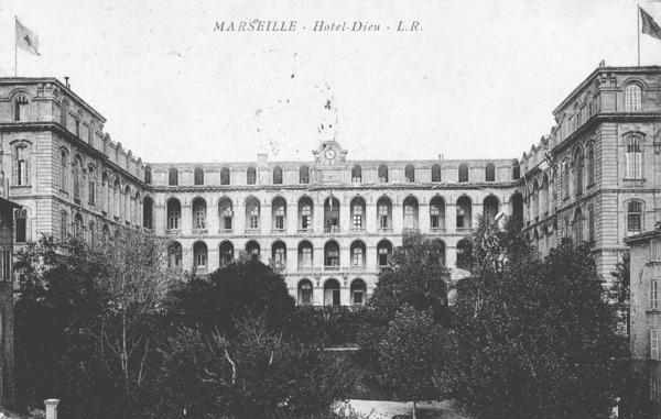Marseille - Hôtel-Dieu