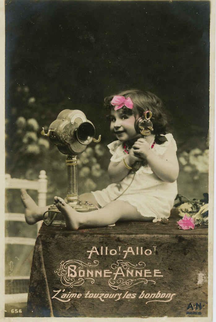 """Résultat de recherche d'images pour """"carte postale bonne annee vintage"""""""
