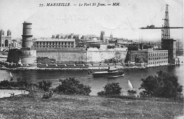 Marseille - Fort St Jean