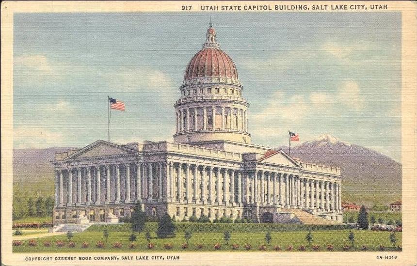 Salt Lake City - Philo T. Farnsworth Promenade