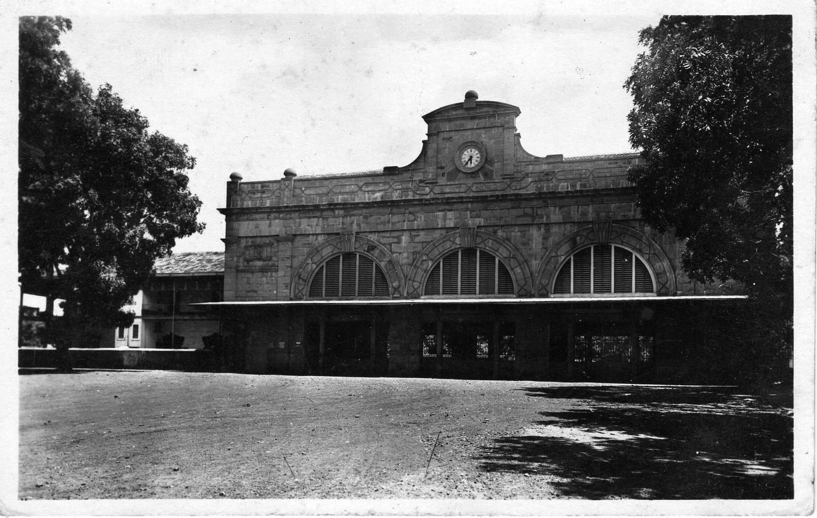 Bamako - gare