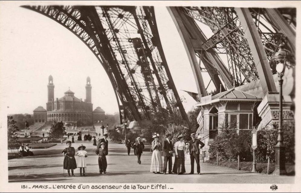 large - The Eiffel Tower's 130th anniversary!
