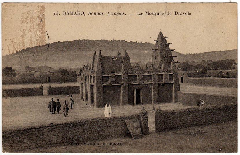 Bamako - Bamako - Mosqué de Dravela