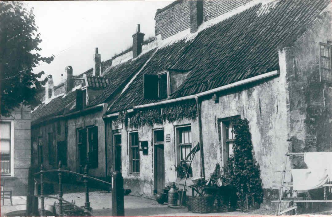 Elburg - Hoekje bij Beekstraat