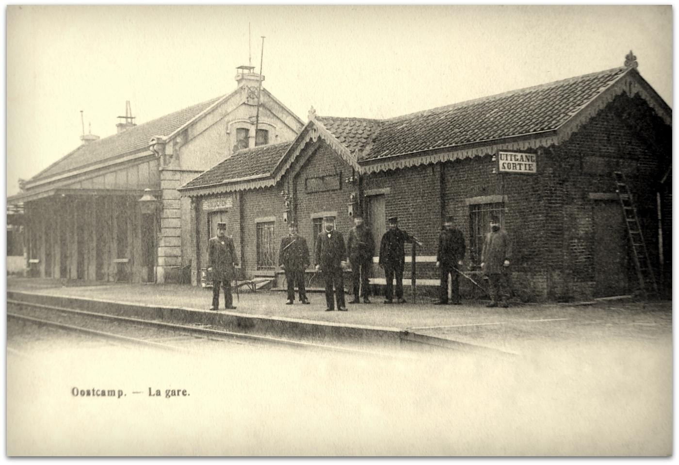 """Oostkamp - Oostkamp """" La Gare """""""