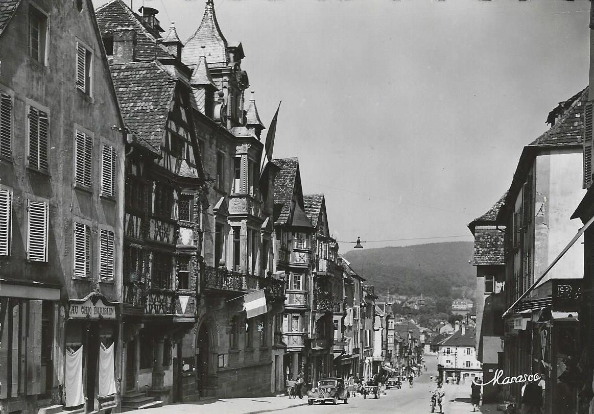 Saverne - La Grand Rue