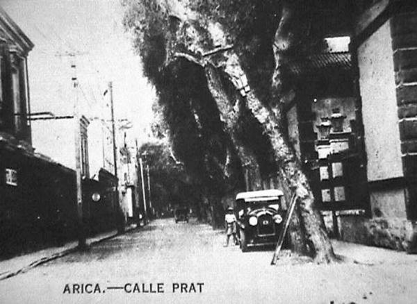 Arica - Calle Prat.