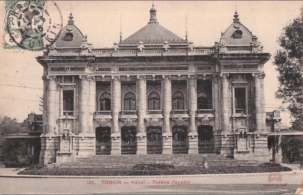 -  Tonkin s/w gel.1916 Theatre