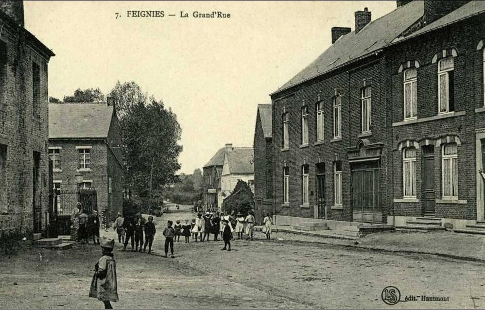 Feignies - 7 - La Grand'Rue