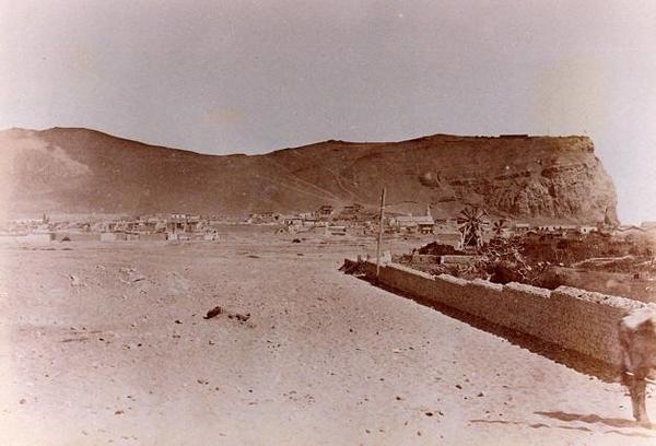 Arica - Morro de Arica.