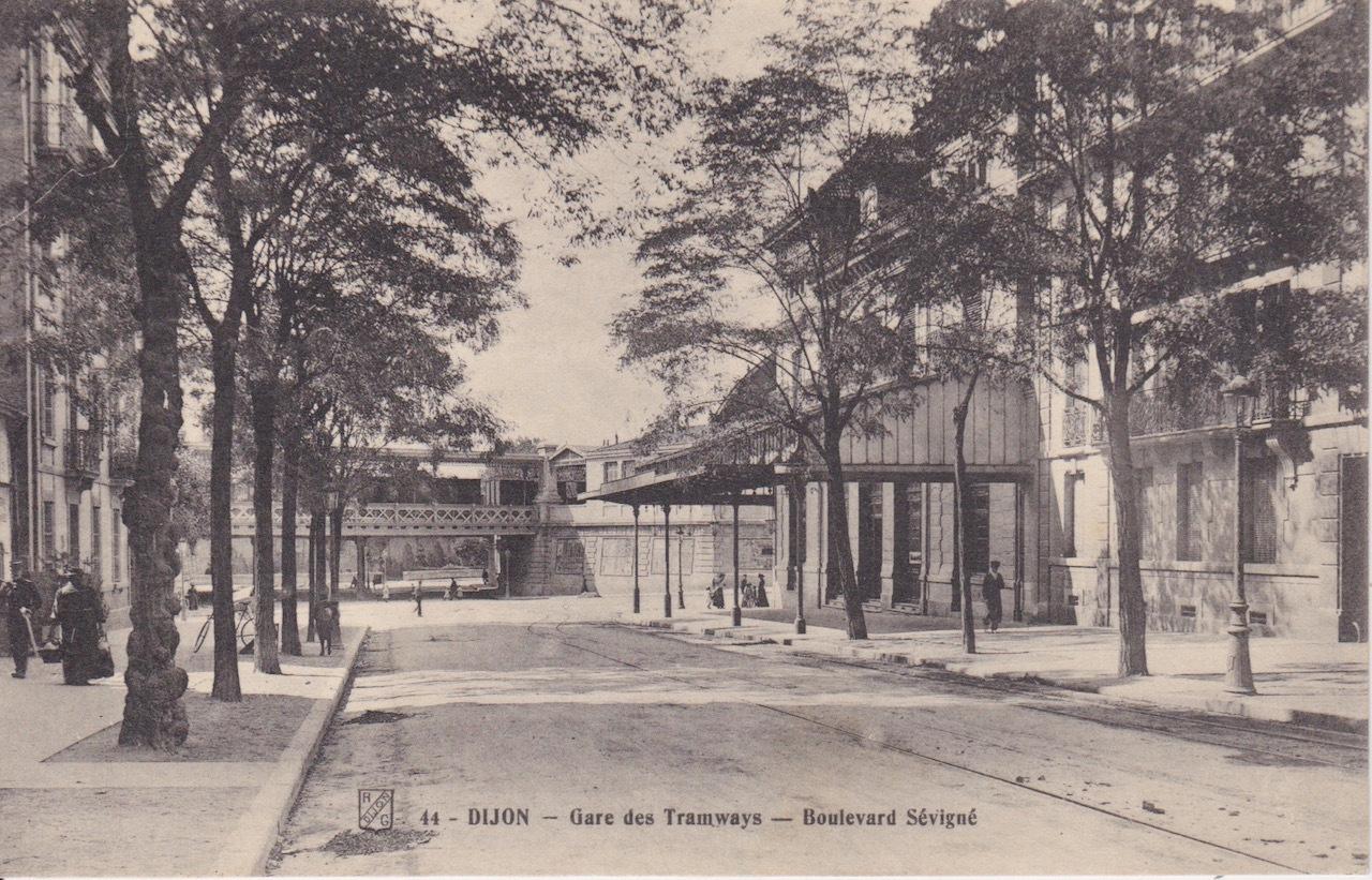 37 Quai Gauthey Dijon dijon - recherche de cartes postales - geneanet
