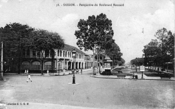 Saïgon - Date approximative.