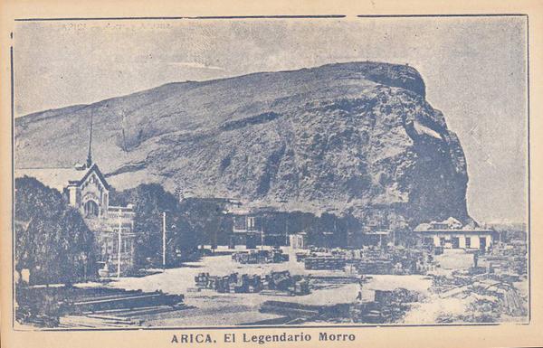 Arica - El legendario Morro.