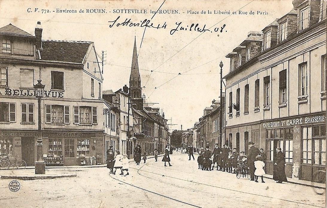 paris rencontre gay à Sotteville lès Rouen