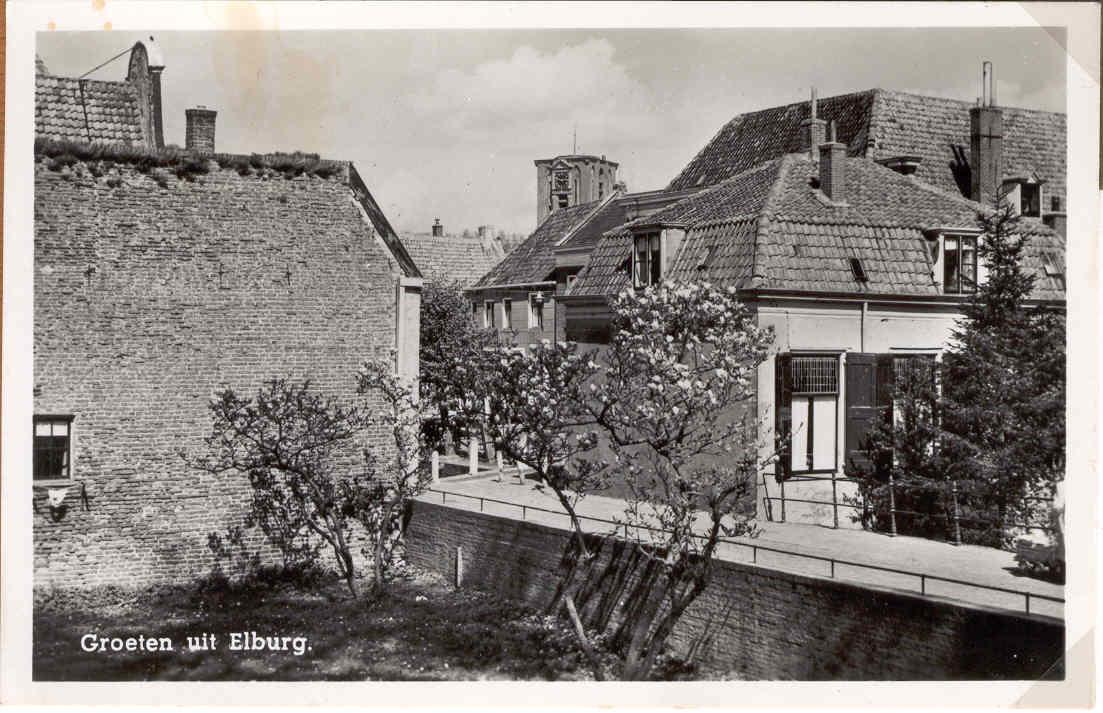 Elburg - Huizengroepje