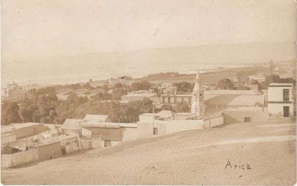 Arica - Arica.