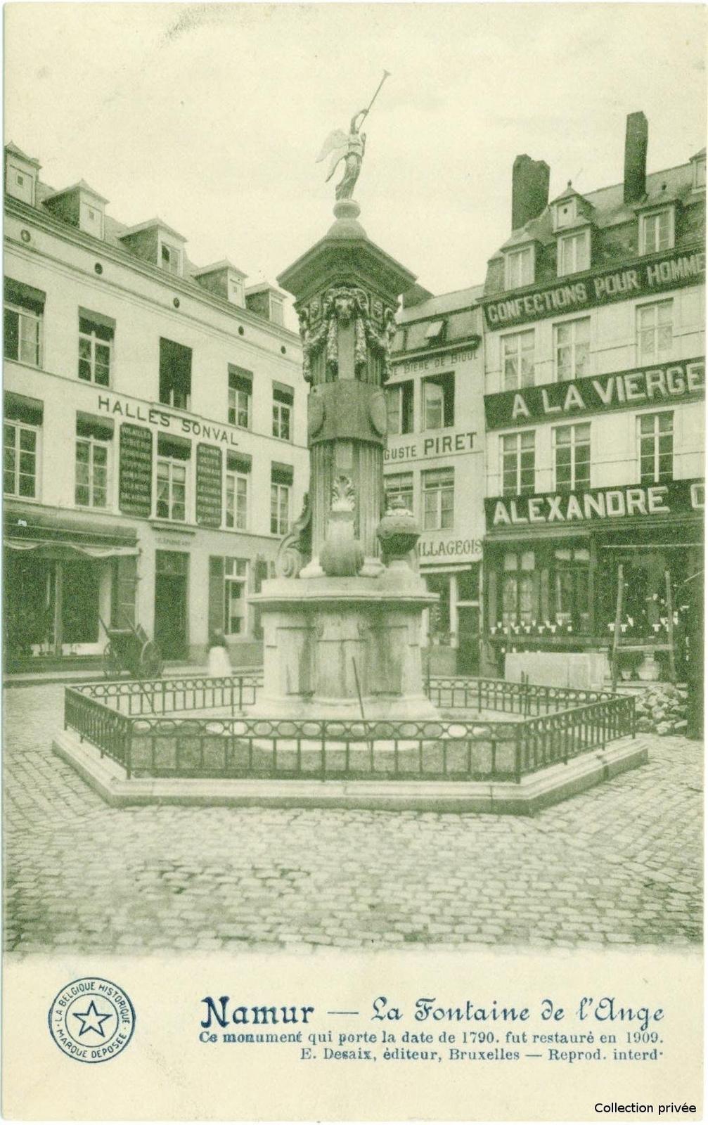 fontaine - Recherche de cartes postales - Geneanet
