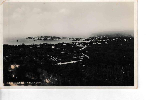 Izola - Cartolina indirizzata all'aviere Goina Remigio (passon) - Caserta 1935