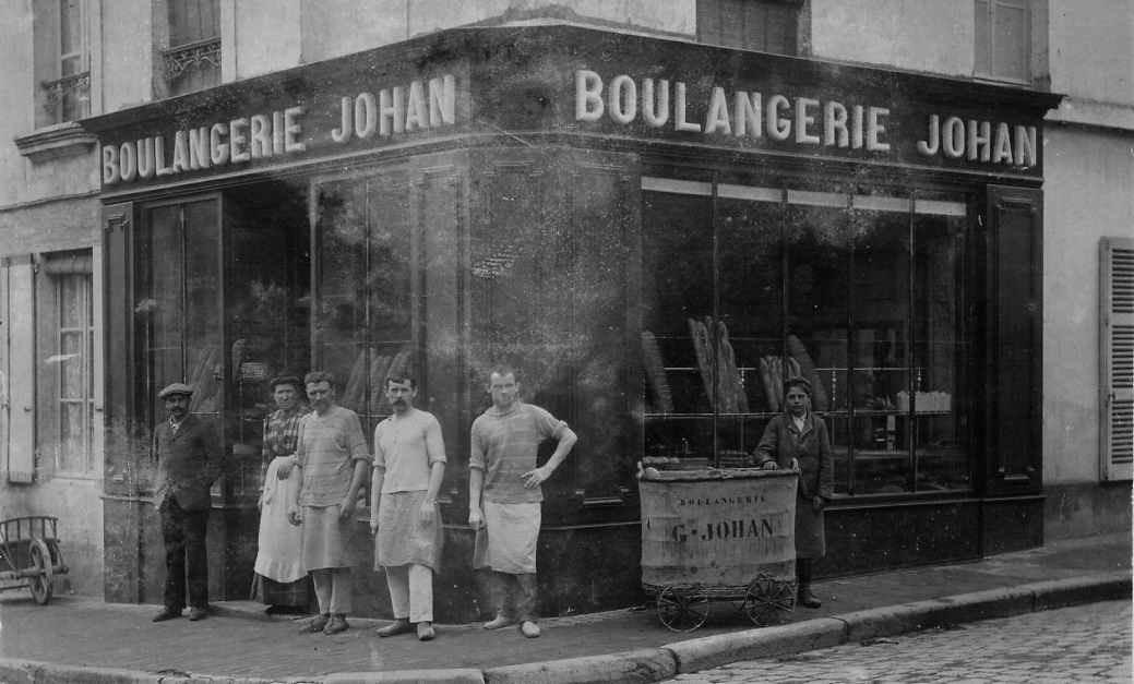 Mortagne-au-Perche - Boulangerie JOHAN