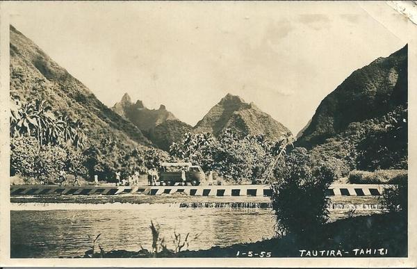 Tahiti - TAHITI --   TAUTIRA