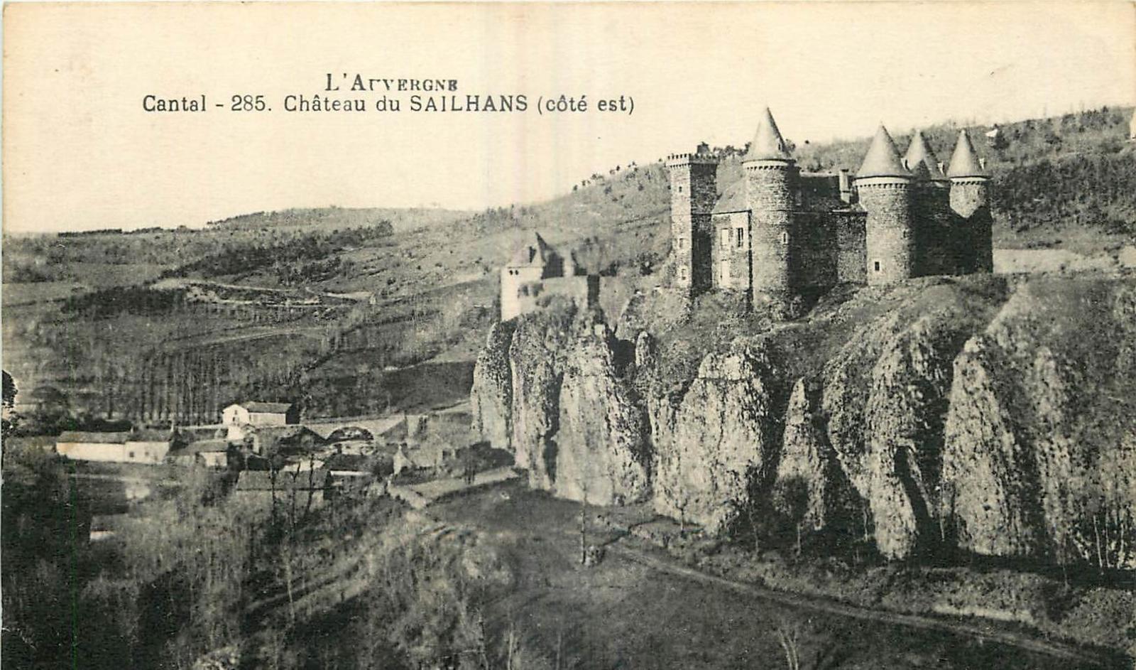 - CHATEAU DE SAILHANS