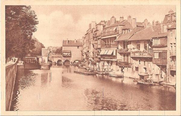 Metz - Bains des Roches