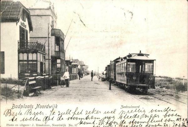 Noordwijk Aan Zee - Zuid Boulevard
