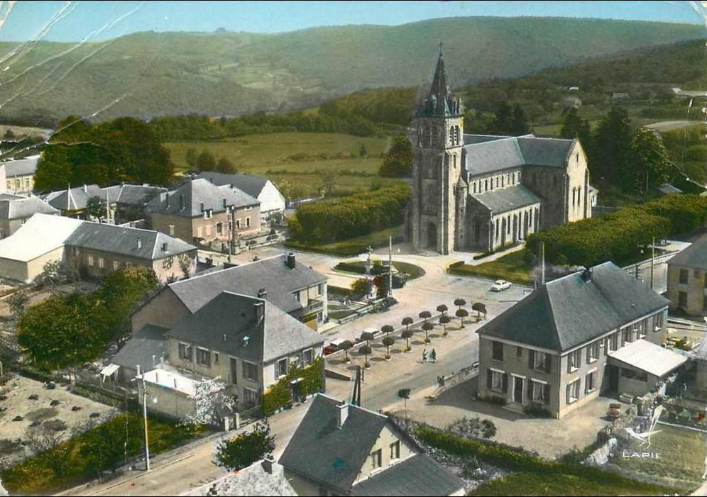 Dun-les-Places - Dun les Places - Carte postale ancienne