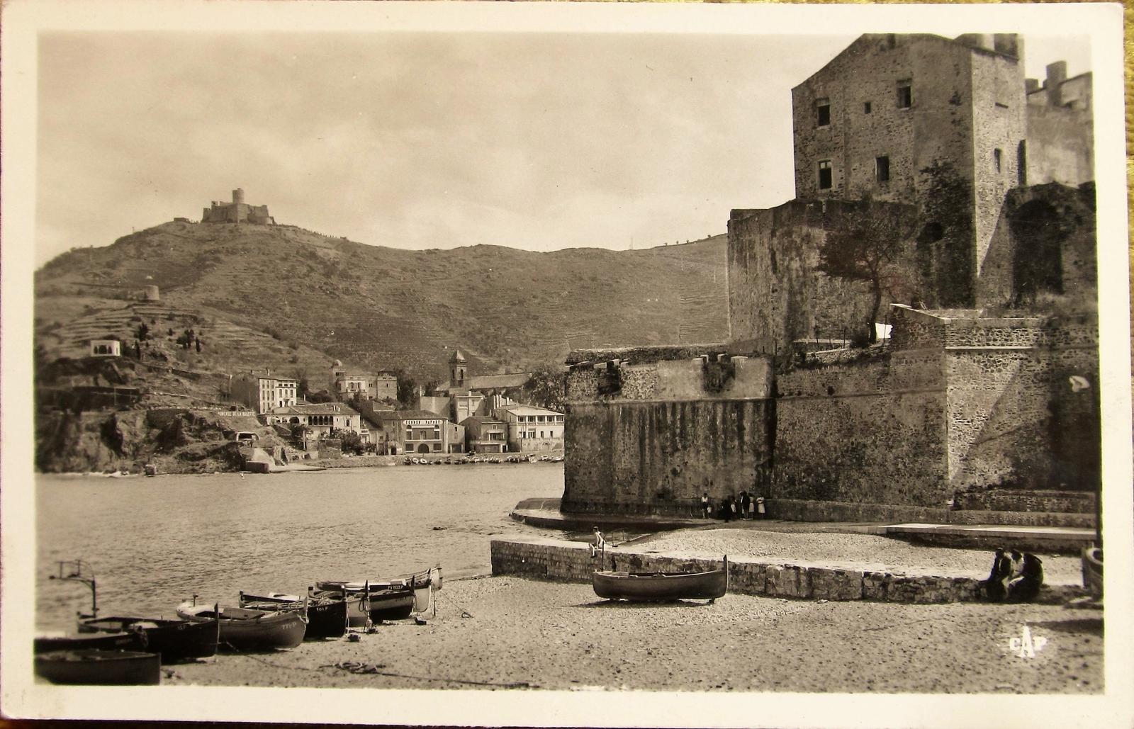 Collioure -  Vue du Port