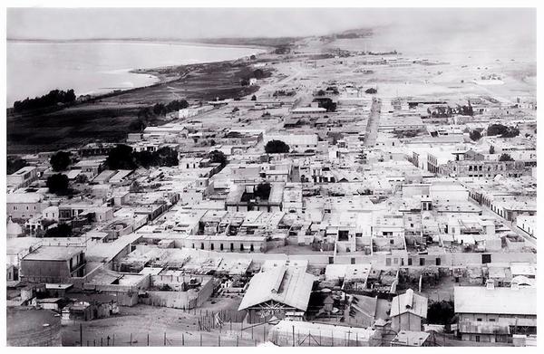 Arica - La ciudad de Arica.