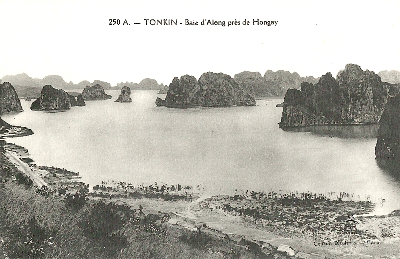 Hongay -  Tonkin-Baie d'Along près de Hongay