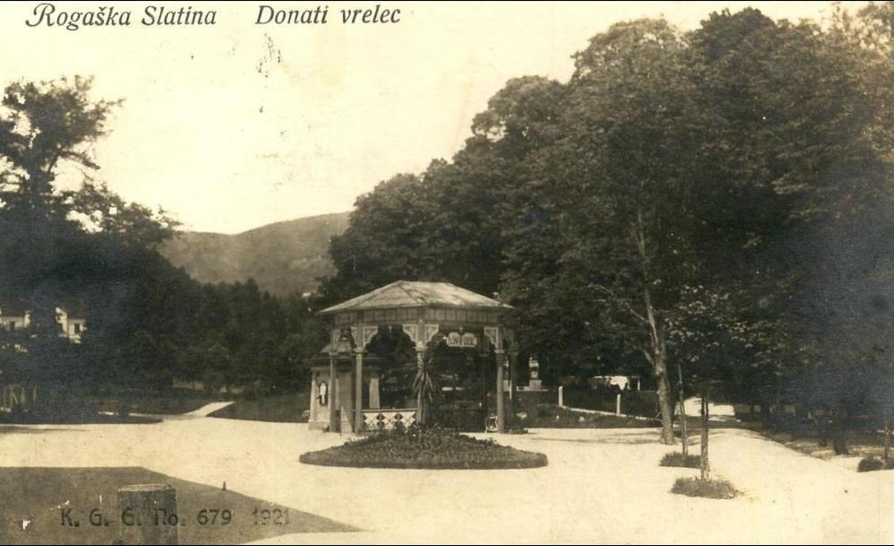 Rogaska Slatina -  Slovenia-----Rogaska Slatina-----old postcard