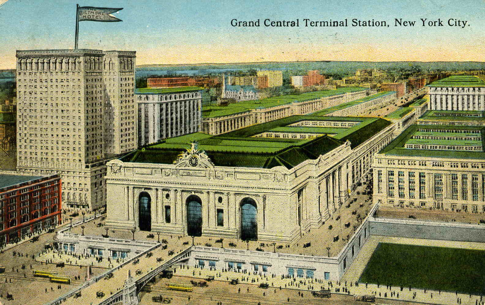 New York City - Grand central terminal station